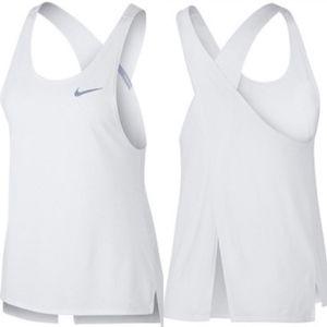 Nike Women's Miler Cross-Back Running Tank Top